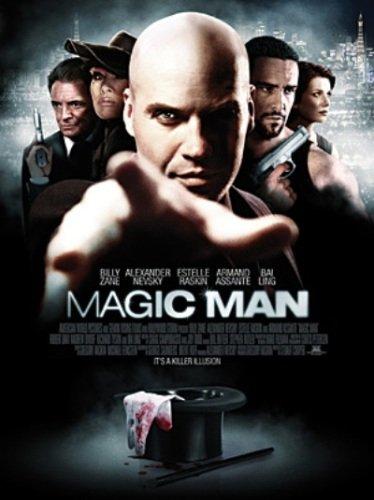 Фокусник / Magic Man